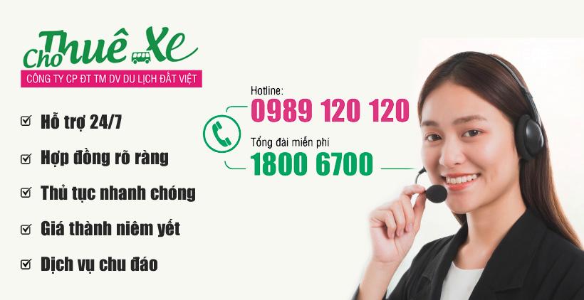 Dịch vụ cho thuê xe giá rẻ tại TP HCM