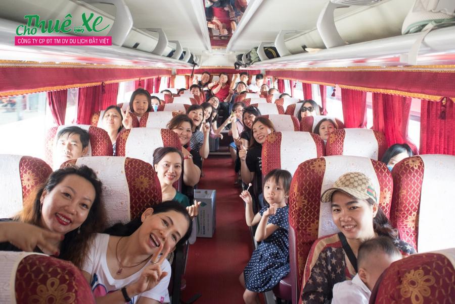 Dịch vụ cho thuê xe 45 chỗ giá rẻ tại thành phố Hồ Chí Minh - ảnh 2