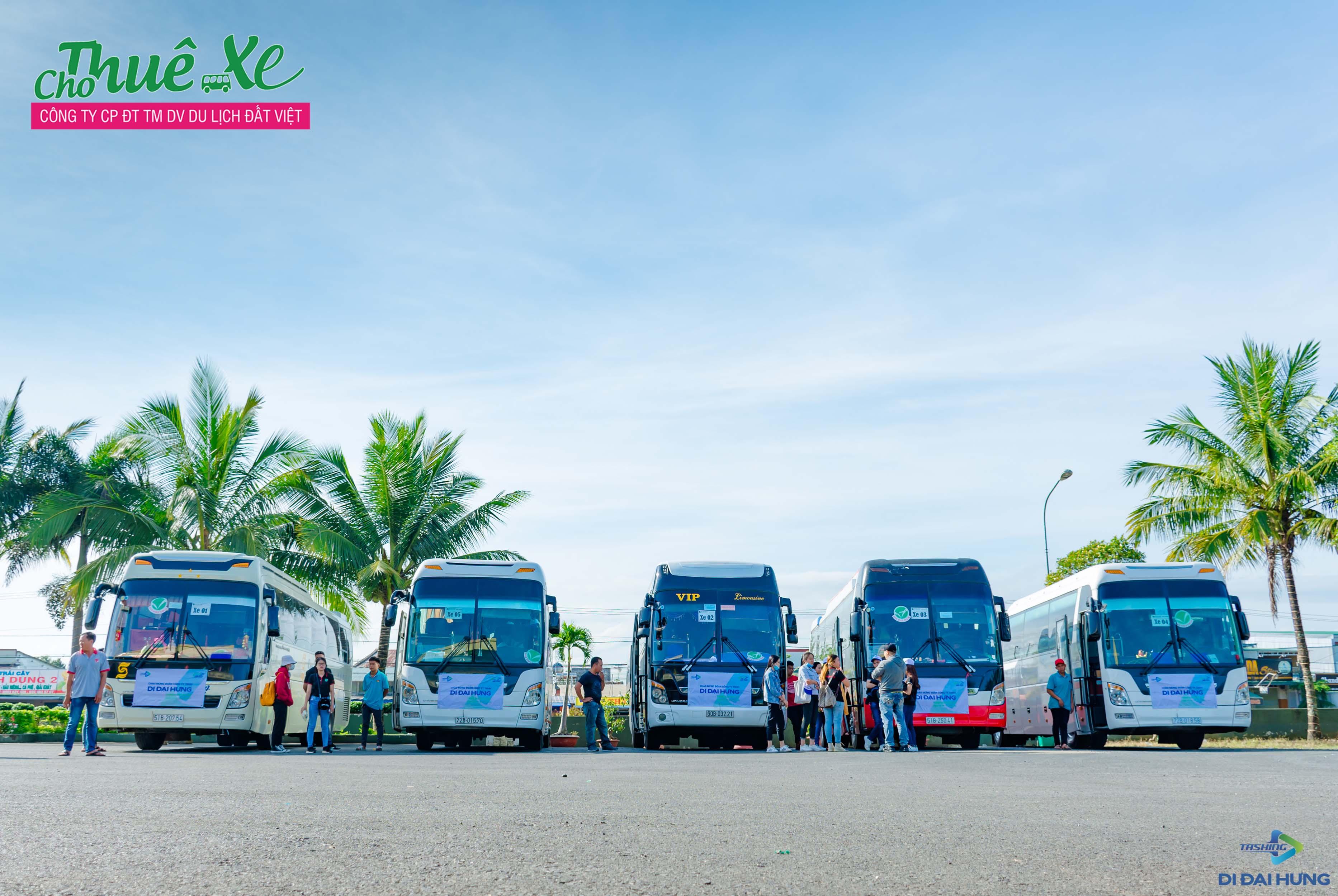 Dịch vụ thuê xe du lịch giá rẻ ở đâu tốt, chất lượng và an toàn? - ảnh 1