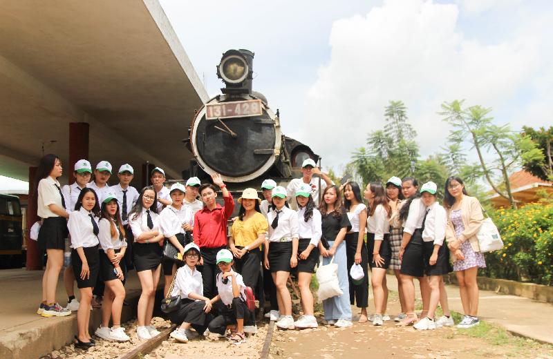 """Đất Việt Tour """"gắn kết tình thân"""" cùng sinh viên tại Đà Lạt 3N2Đ - ảnh 4"""