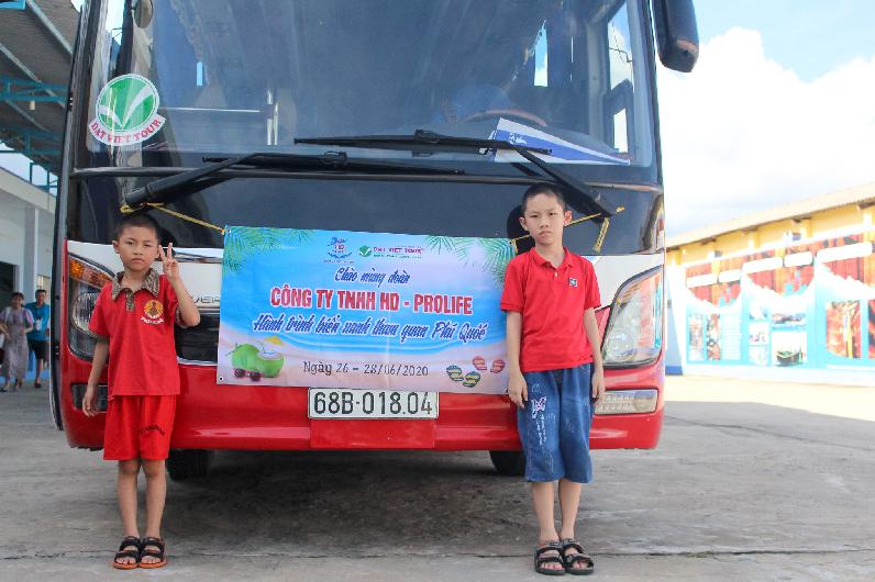 Đất Việt Tour đồng hành cùng công ty TNHH HD Prolife Phú Quốc 3N2Đ - ảnh 4