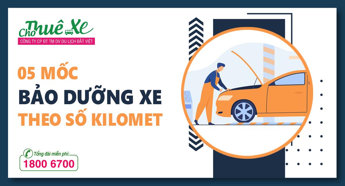 5 mốc bảo dưỡng xe theo số km mà dịch vụ cho thuê xe uy tín nào cũng thuộc làu - ảnh 1