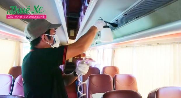 Kinh nghiệm thuê xe du lịch đưa đón CBCNV an toàn mùa dịch bệnh