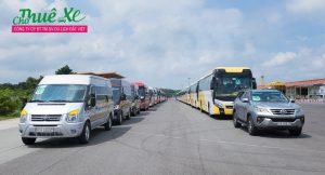 Mẹo chọn dịch vụ cho thuê xe du lịch giá rẻ, uy tín