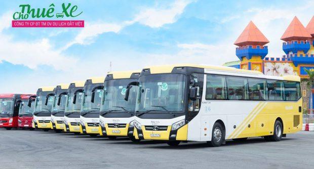 Những ưu điểm dịch vụ cho thuê xe giá rẻ tại TPHCM của Đất Việt Tour