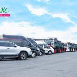 Cho thuê xe dịch vụ tại TPHCM 4-45 chỗ, uy tín, giá tốt